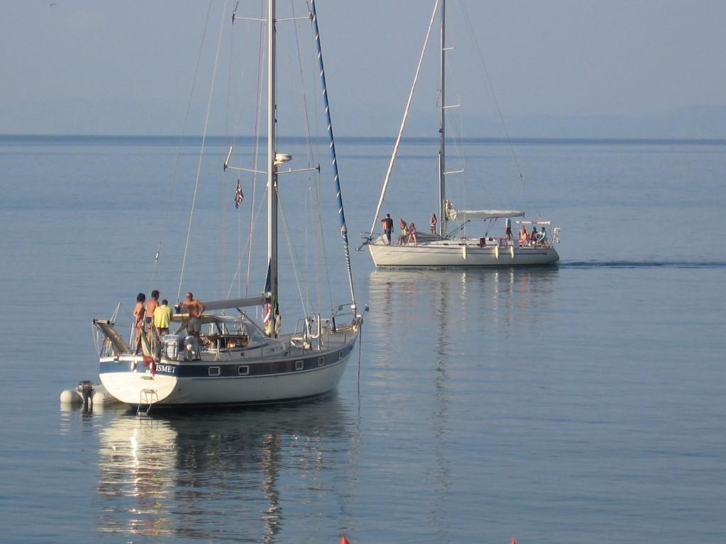Segeln auf Elba