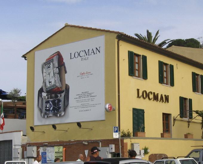 Locman Firmensitz