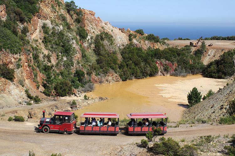Parco Minerario auf Elba
