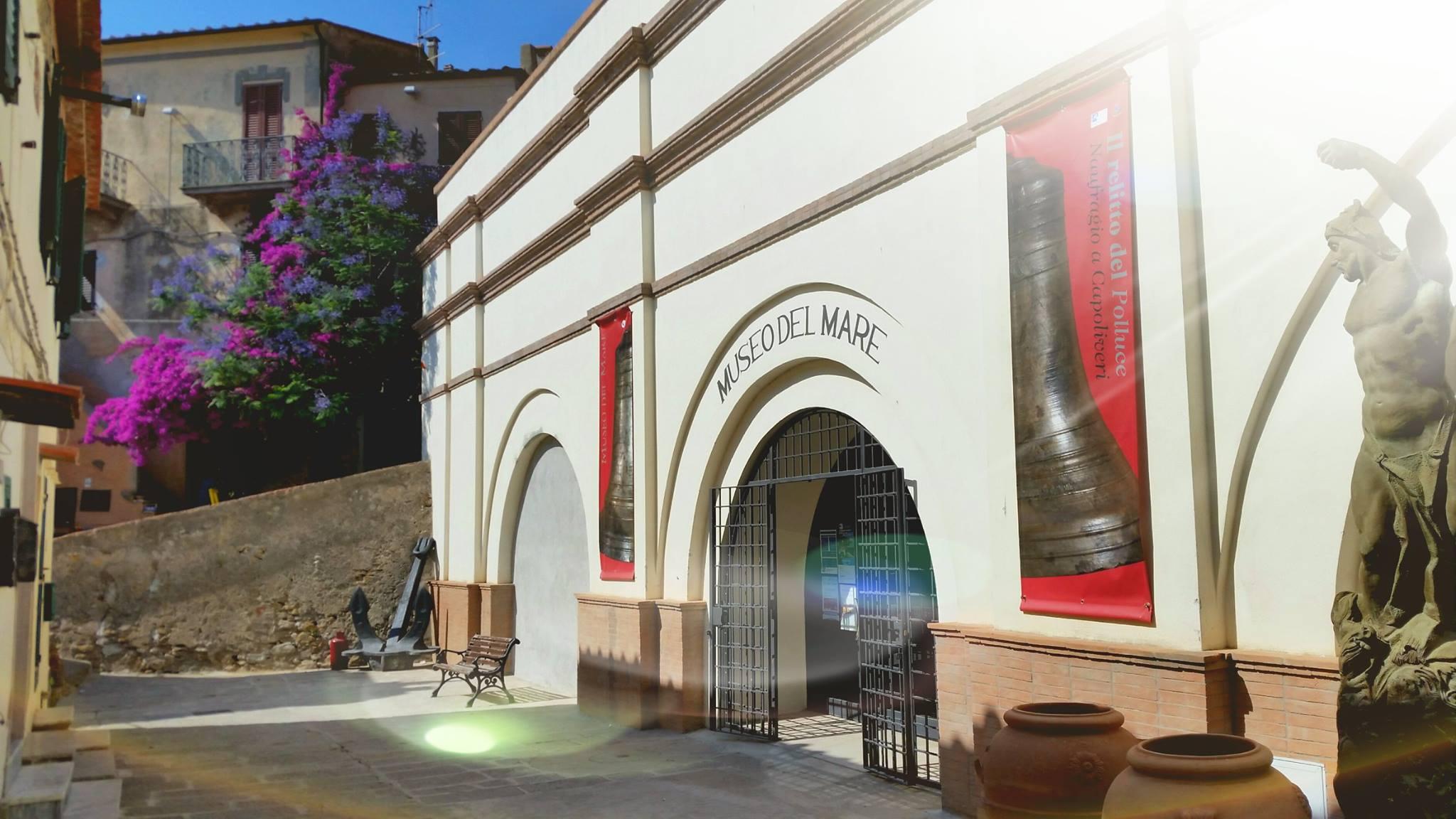 Museo Del Mare in Capoliveri Elba