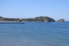 Strand und Bucht von Cavo