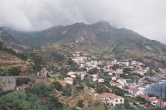 Chiessi und Monte S. Bartolomeo bei recht schlechtem Wetter