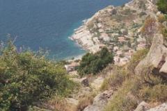 Chiessi vom Monte S. Bartolomeo aus
